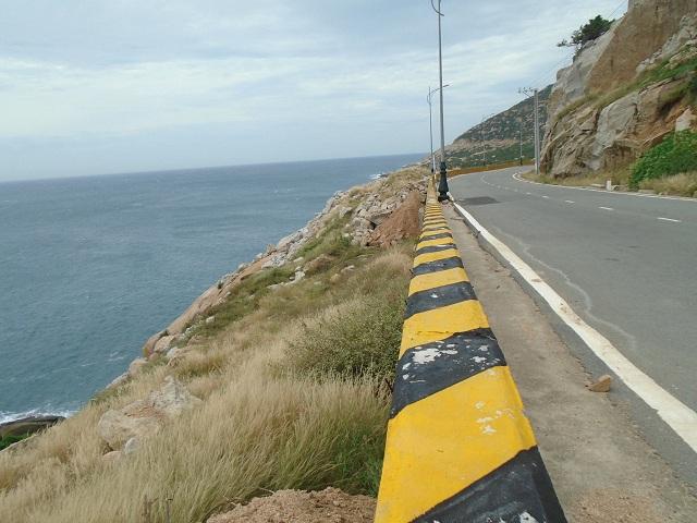 đường ven biển đi Ninh Thuận