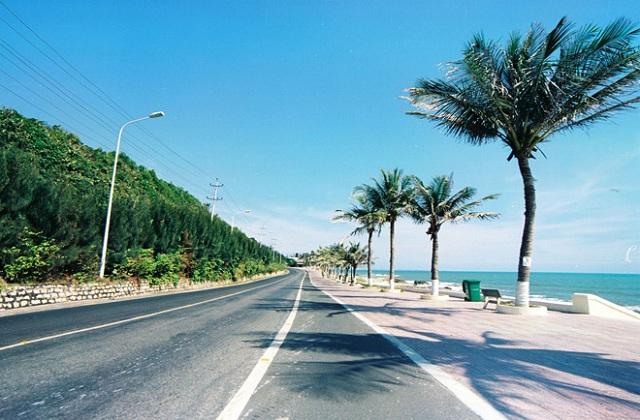 Đường ven biển Mũi Né