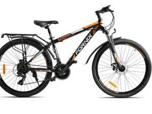 Xe đạp Fornix BM703 màu đen cam