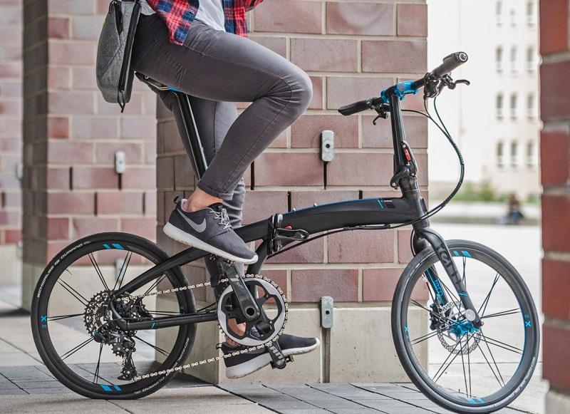 Xe đạp gấp ( Folding bike)