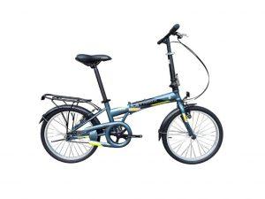 Xe đạp gấp LIFE 1.0 2018 Grey