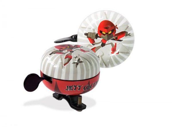 Chuông xe đạp jett ninja