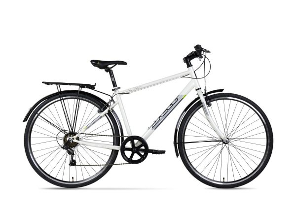 Xe đạp thể thao Jett Strada Sport 2017 white