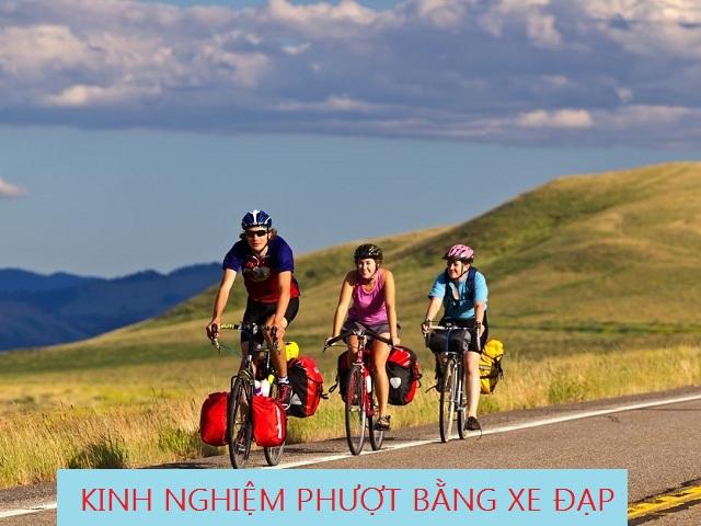phượt xe đạp