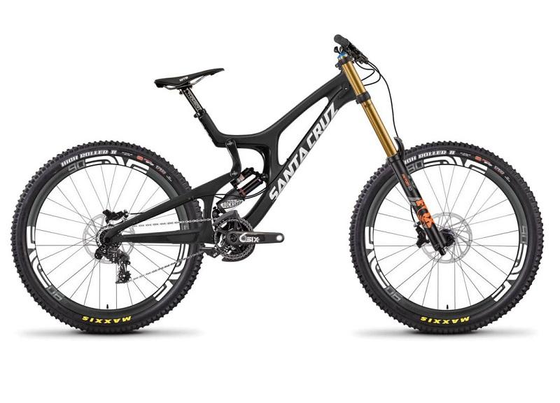 Xe đạp Santa Cruz
