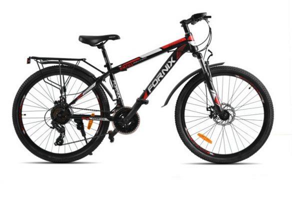 Xe đạp thể thao Fornix BM703 màu đỏ đen