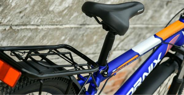Yên và baga xe đạp Fornix BM703