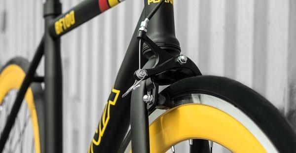 Bánh xe đạp Fixed Gear Fornix FB100