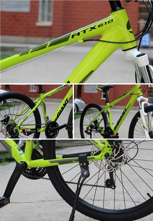 Khung xe đạp thể thao Giant ATX 610