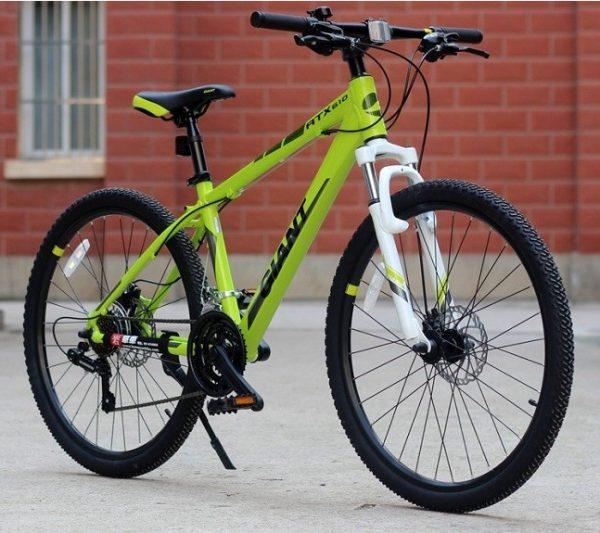 Xe đạp Giant ATX 610 xanh lục