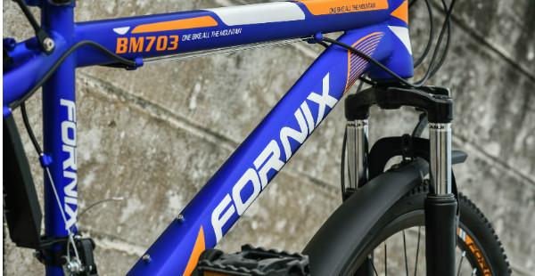 Sườn và phuộc xe đạp Fornix BM703