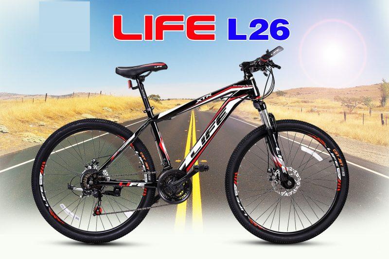 Xe đạp địa hình Life L26