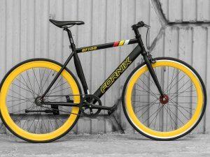 Xe đạp Fixed Gear Fonix FB100 2017
