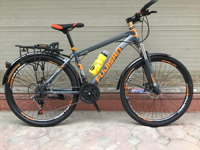Xe đạp thể thao Fujisan khung thép