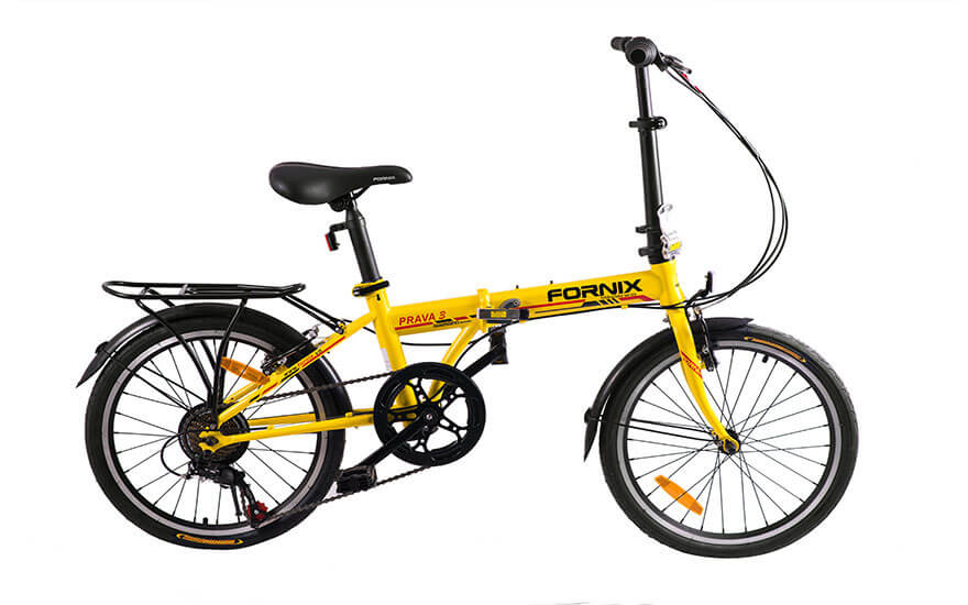 Xe đạp gấp Finox Milan 16 inche