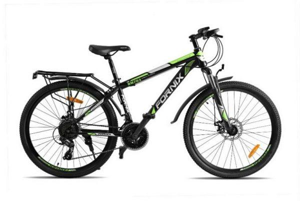 Xe đạp Fornix BM703 màu xanh lá - đen