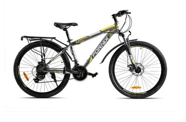 Xe đạp Fornix BM703 màu xám - vàng