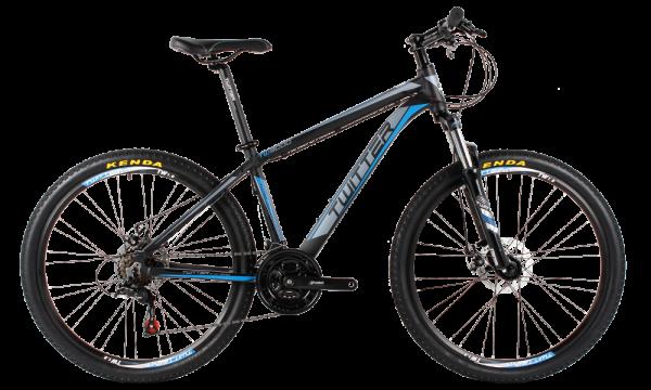 xe đạp Twitter TW3000 xanh đen