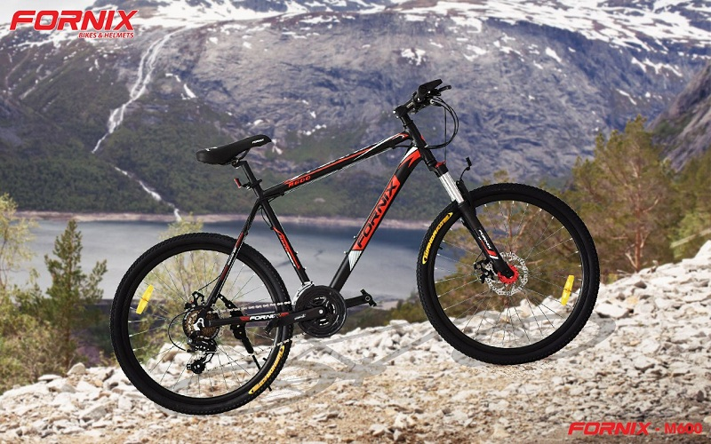 Đánh giá xe đạp fornix