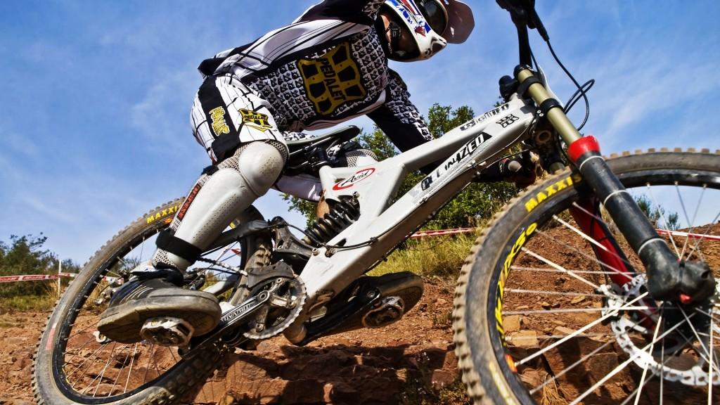 Hình ảnh xe đạp MTB
