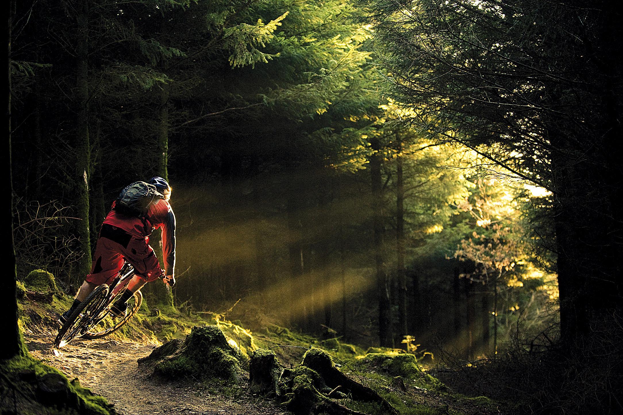 Hình ảnh xe đạp thể thao đẹp
