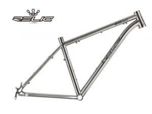 Sườn xe đạp titanium MTB Relic 26 inch size 17