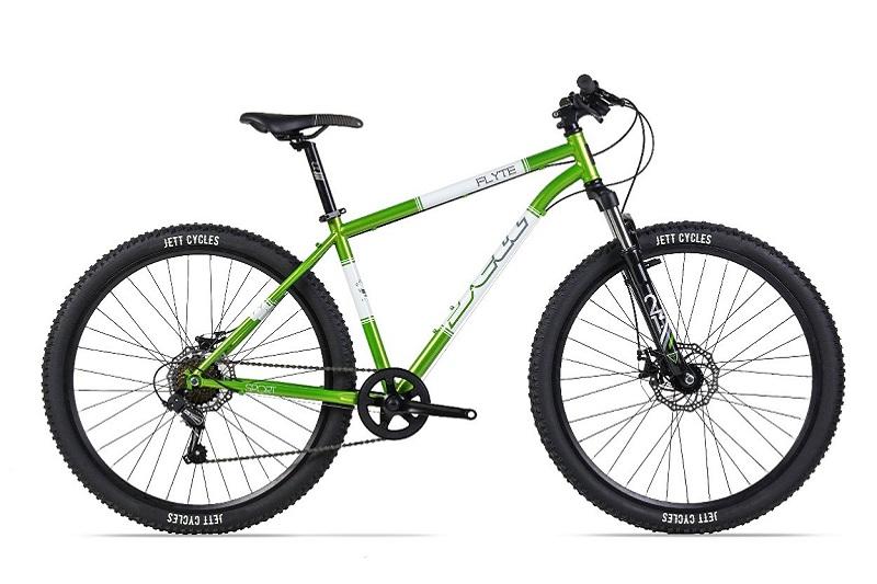 Xe đạp địa hình Jett Flyte Sport Green 2017