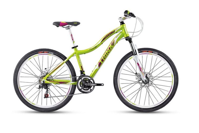 Xe đạp thể thao Trinx N106 sườn cong
